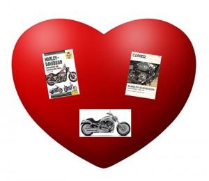 Harley Davidson Repair Manuals, A DIY Love Story