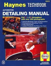 Haynes Techbook: Automotivie Detailing Manual