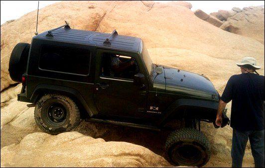Best OHV Parks - 2008 Jeep Wrangler