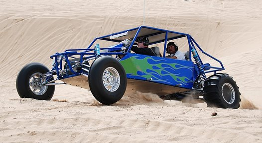 Best Places to Drive Dune Buggy