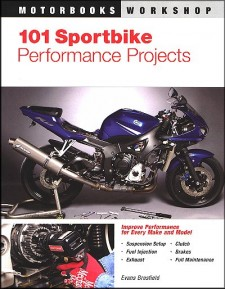 101 Sportbike Performance Projects Book Review